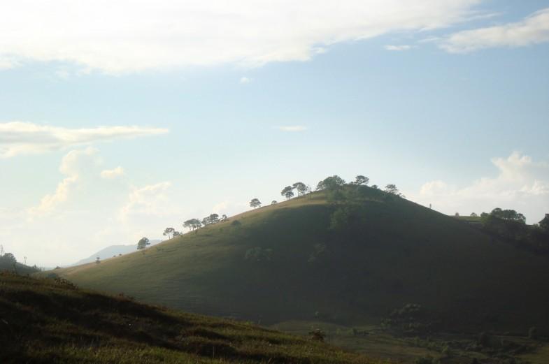 Xiengkhouang landscape