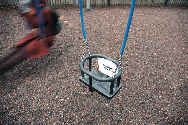 Swing reservation